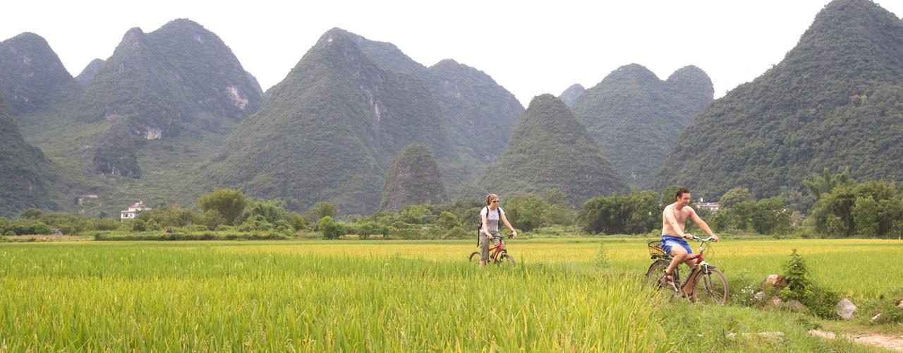 Yangshuo Biking and hiking