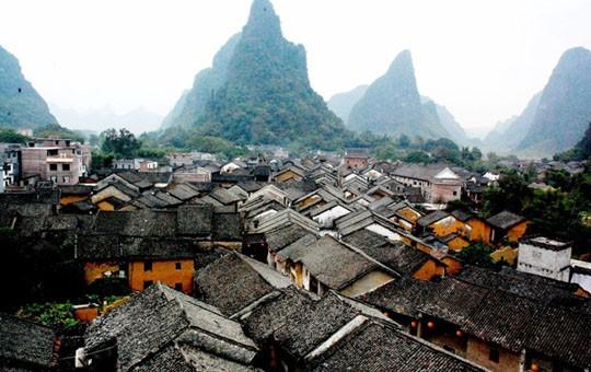 Fuli old town