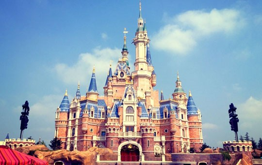 Shanghai Disney Land