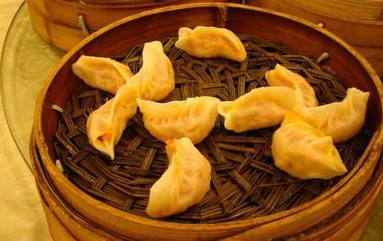 Dumpling dinner