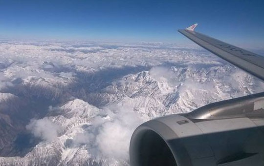 Fly to Tibet