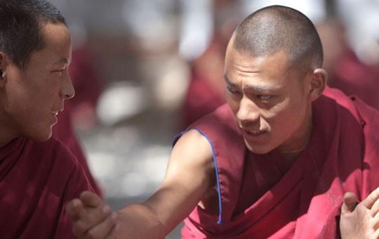 Buddhism Scripture Debate