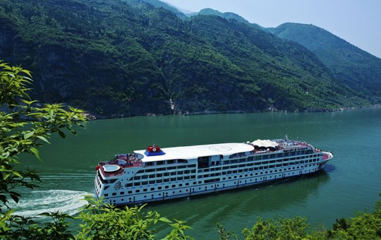 Yangze River Cruise