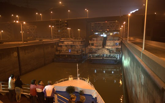 Three Gorges Dam's Ship Locks