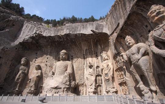 Longmen Grottos'2 '2'
