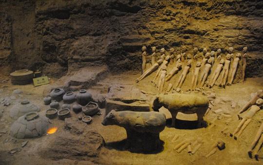 Hanyang Ling Tomb