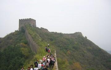 Hike from Gubeikou to Jinshanling