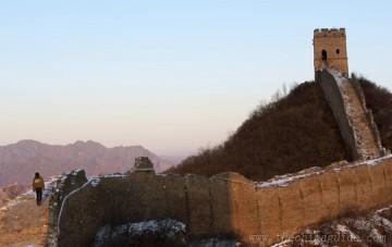 Hike from Jinshanling to Jinshanling East