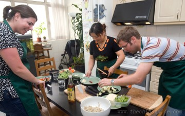 Chinese Cooking Class in Beijing