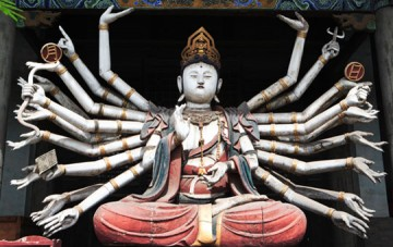 Kloster Shuanglin