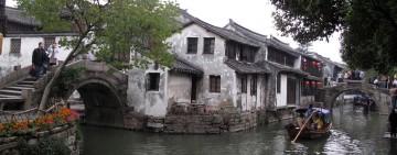 Shanghai plus Suzhou and Hangzhou Triangle