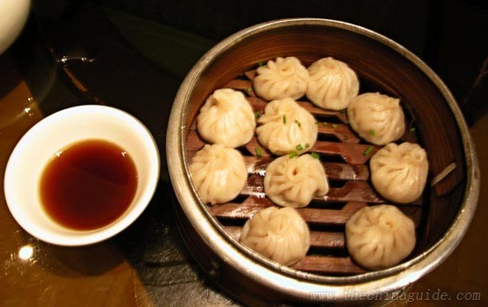 Chinese food xiaolongbao