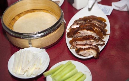 Chinese Food Peking Duck