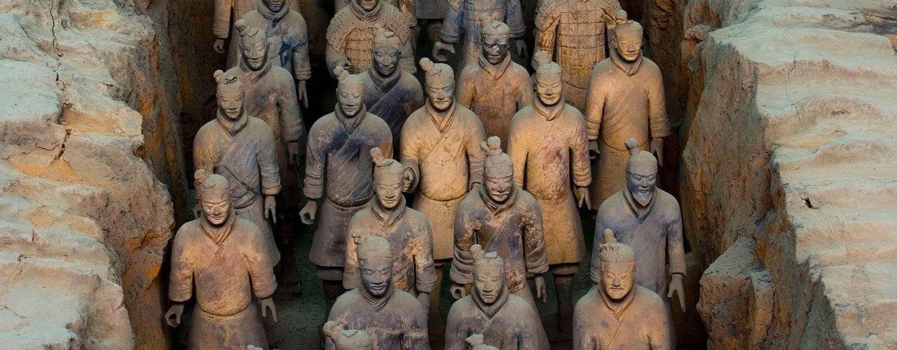 Terracotta Warriors