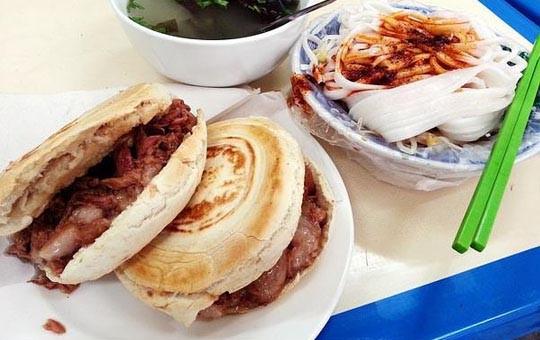 Shannxi food