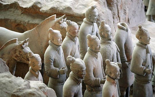 Terracotta Warriors' '2'