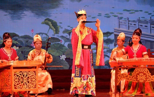 Tang Dynasty Show'