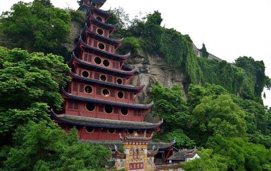 Shibao Pagoda