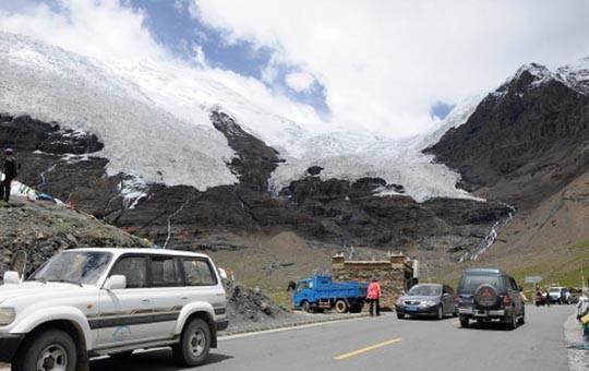 Korala Glacier