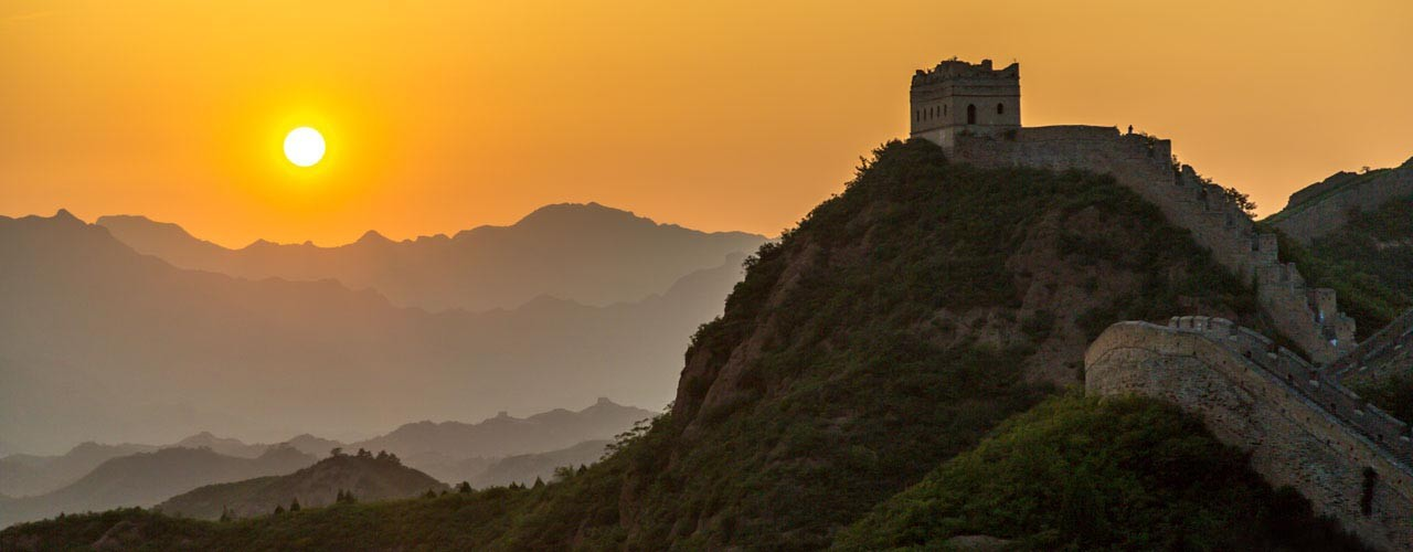 Sleep on the Great Wall
