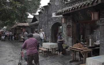 Les ruelles de Kuanzhai