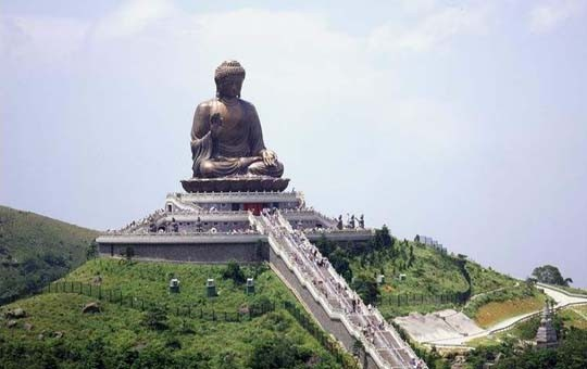 Tian Tan Buddha Hong Kong Reisefuhrer