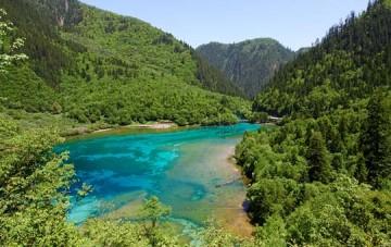 Jiuzhai Valley (Jiuzhaigou) National Park
