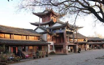 Shaxi Ancient Town & Shibao Mountain