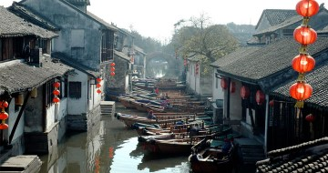 A Brief Guide to the Most Famous Water Towns in China