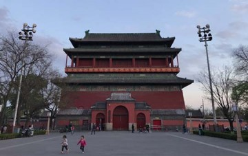 Beijing Bell and Drum Towers