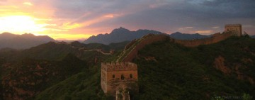 Hike and Sleep on the Great Wall