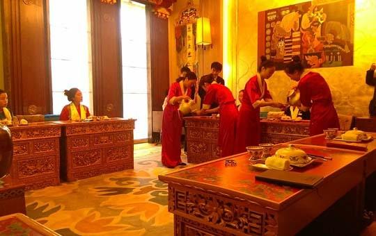 Tibetan Style Banquet