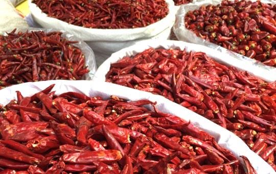 Chengdu Spieces Market