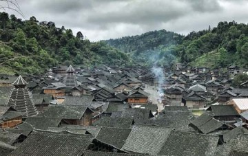 Zhaoxing Old Town