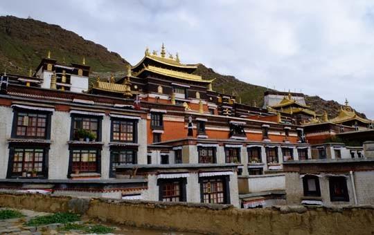 Tashilhunpo Monastery'