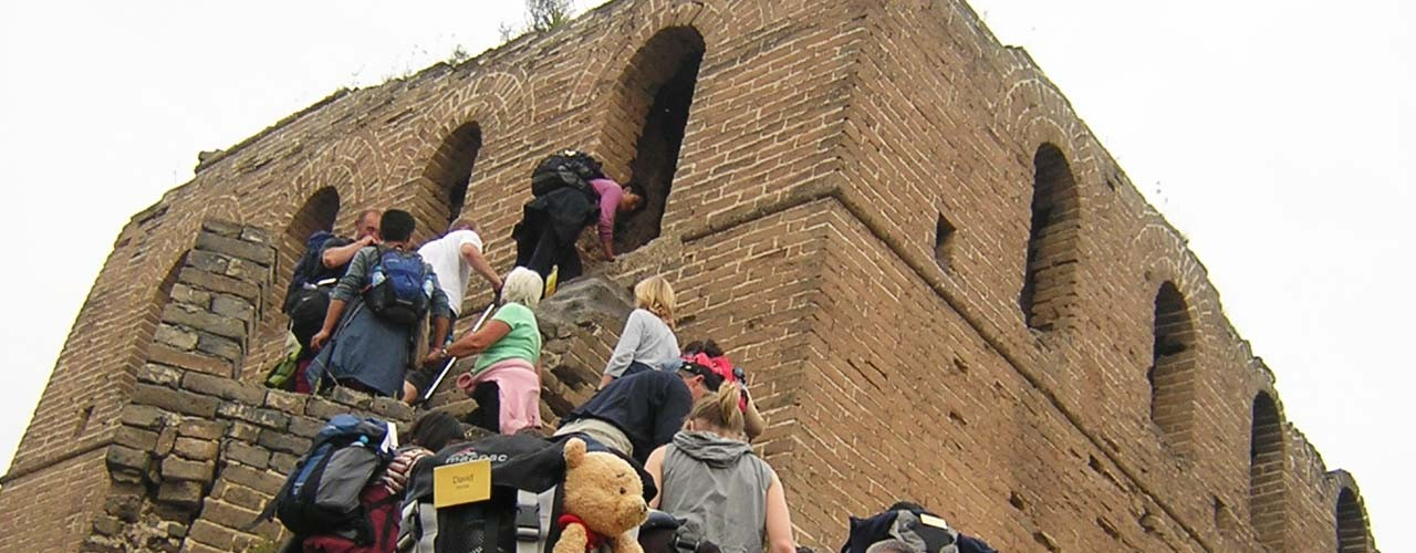 Gubeikou Great Wall Hike