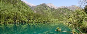 Jiuzhaigou National Parks Walking Tour