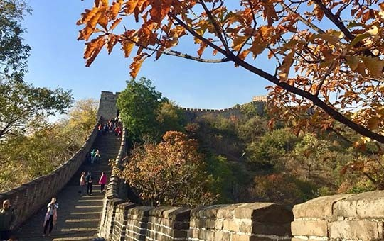 Mutianyu Great Wall' '5'