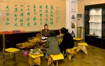Chinesisches Tee-Erlebnis
