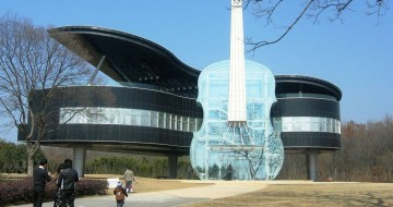 The Strangest Buildings in China