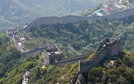 Tembok Besar China Badaling