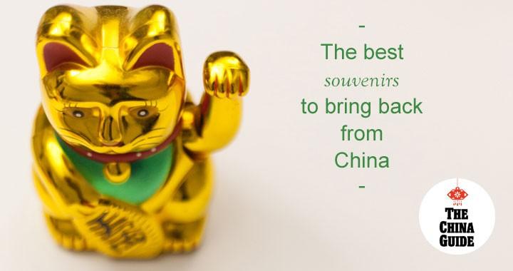 Les meilleurs souvenirs à rapporter de Chine