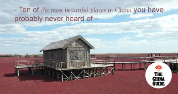 Ten of the Most Beautiful Places in China You Have Probably Never Heard of