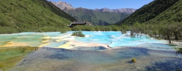 Jiuzhaigou National Parks Walking Tour