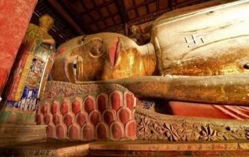 Giant Buddha Temple of Zhangye