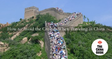 How to Avoid the Crowds When Traveling in China