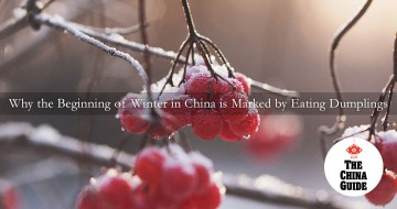 Why the Beginning of Winter in China is Marked by Eating Dumplings