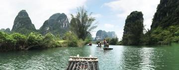 Die klassische Chinatour