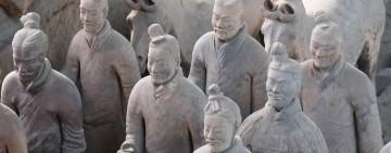 Les anciennes capitales de Chine