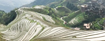 Yangshuo and Longji Rice Terrace Rural Adventure